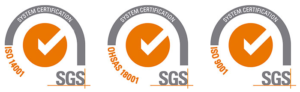ISO Certifications PV System