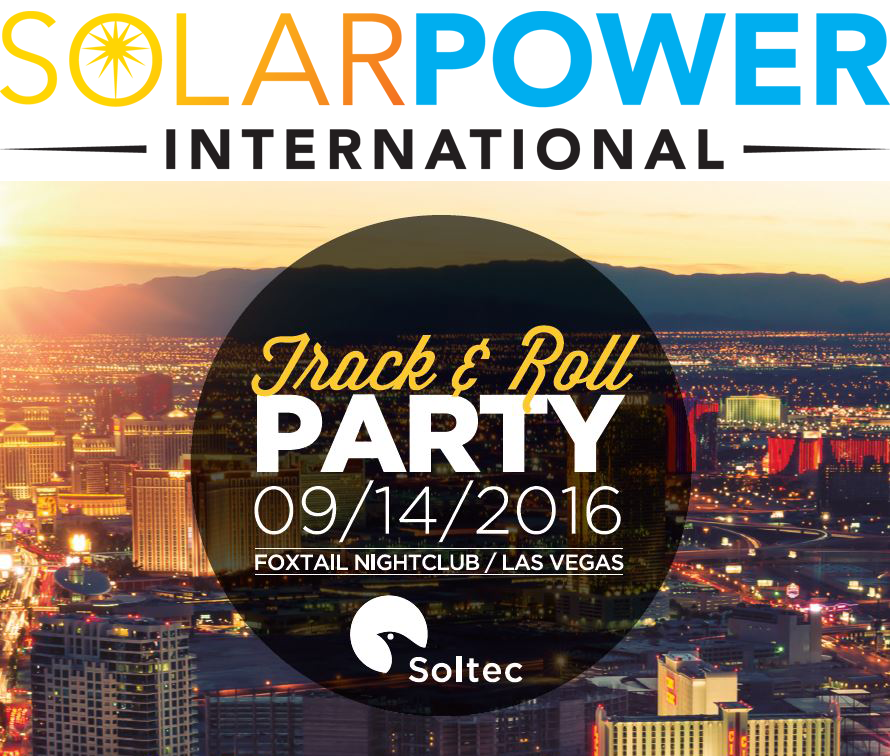 Learn About Soltec Solar Tracking Systems at Solar Power International