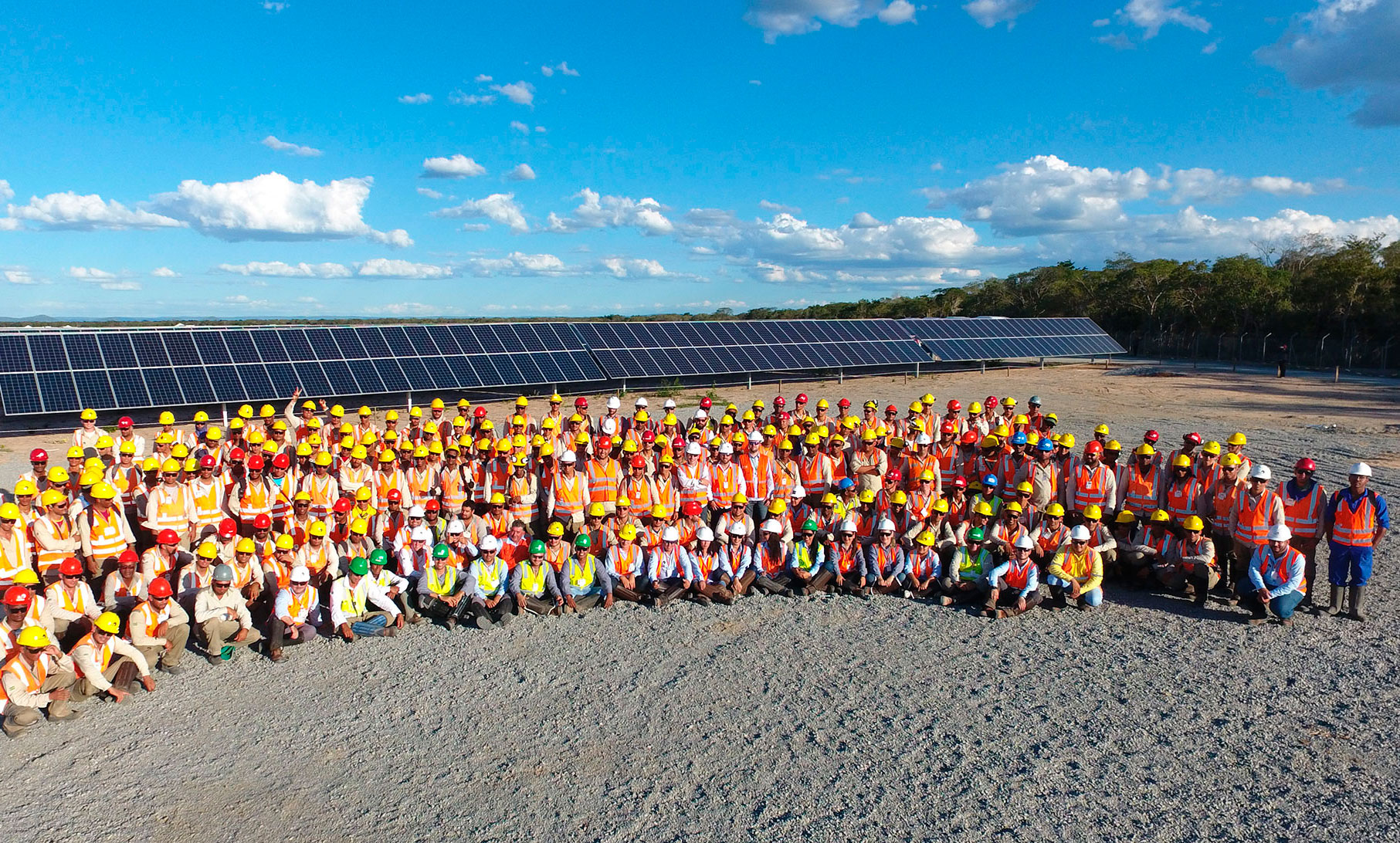 Join Soltec Team Brazil PV solar tracker