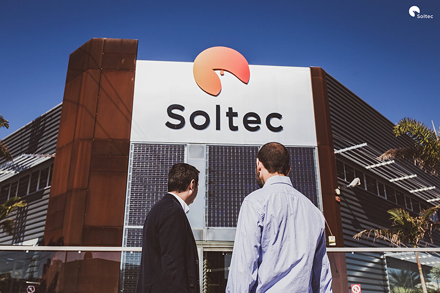 Soltec Headquarters - Fastest-Growing Solar Energy Company