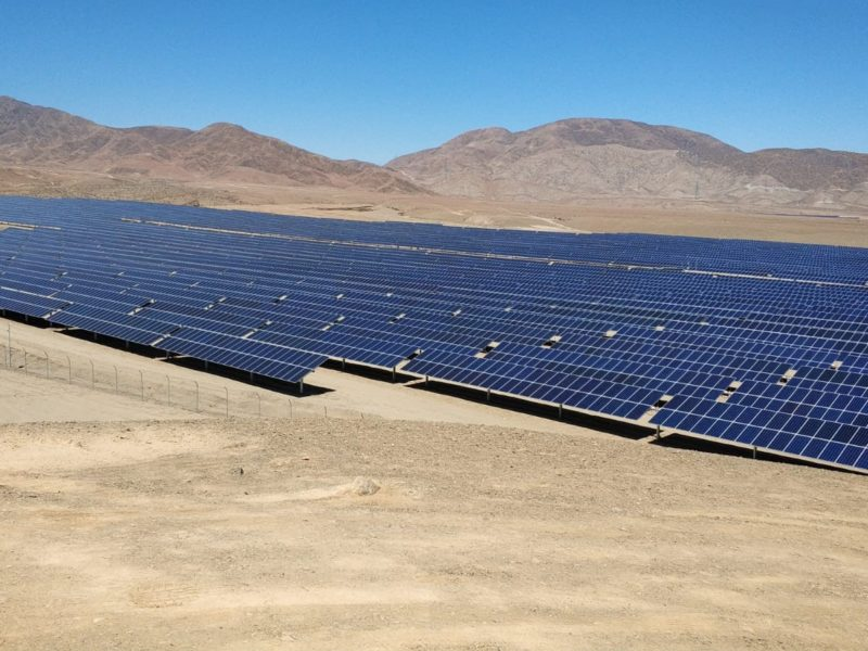 Industry Leader in Large Scale Solar Tracking Projects - Soltec