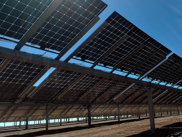 Soltec's Bifacial Tracker Evaluation Center - Soltec solar trackers