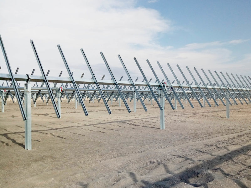 Soltec PV plant LATAM - Soltec Supplies SF7 Trackers to the Largest PV Power Plant in Colombia - Soltec Solar Trackers