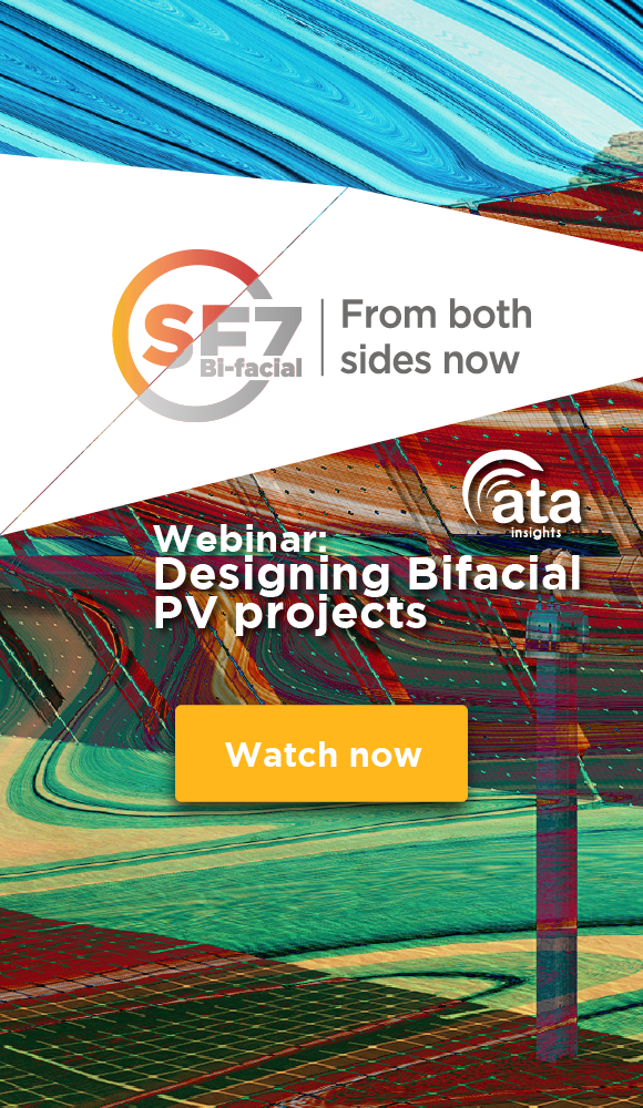 Webinar by Soltec about bifacial pv projects